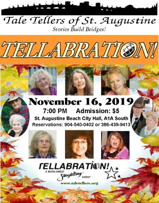 Tellabration!