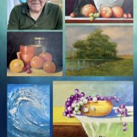 The Art Studio & Gallery Presents: Vincent Pizzitola, October's Featured Artist