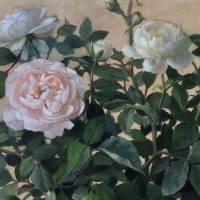 Painting Realistic Flowers