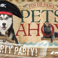 St. Augustine Humane Society Pin Up Paws Party