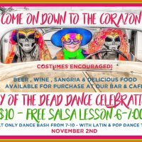 Day of the Dead Dance Party