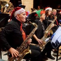 Saint Augustine Concert Band Night of Lights