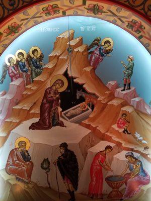 St. Photios Greek Orthodox National Shrine Christm...