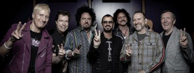 Ringo Starr and His All Starr Band with guest Edgar Winter - NEW DATE!