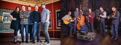 Yonder Mountain String Band and The Travelin' McCourys