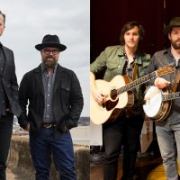 Jason Isbell and the 400 Unit and Old Crow Medicine Show - NEW DATE!
