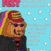Flagler College Zine + Print Fest