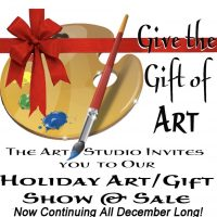All Members Art Show at The Art Studio & Gallery of St. Augustine Beach