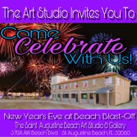 VIP Seating Available During the Beach Blast Off! At The Art Studio & Gallery