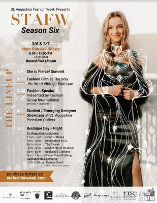 St. Augustine Fashion Week Season 6