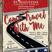 Come Travel With Me Concert