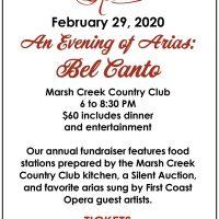 Evening of Arias: Bel Canto