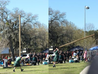 St. Augustine Highland Games CANCELLED