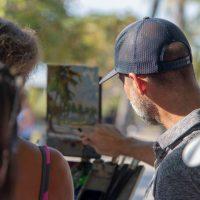Workshop: Power of Shape in Plein Air Painting
