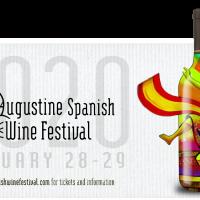 St. Augustine Spanish Wine Festival 2020