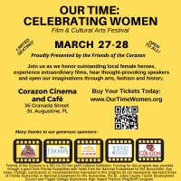 Our Time: Celebrating Women - Film & Cultural Arts Festival
