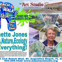 CANCELLED The Art Studio & Gallery presents: Annette Dexter Jones Featured Artist