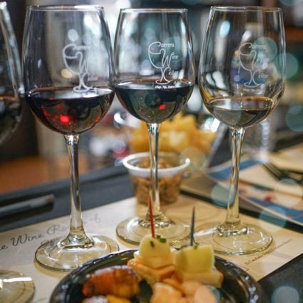 Carrera Wine Cellar Pairing