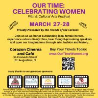 Our Time: Celebrating Women - POSTPONED