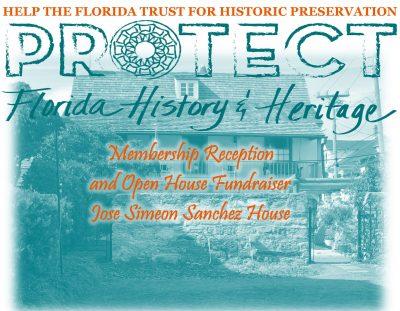 Florida Trust Membership Event at the Jose Simeon ...
