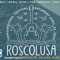 9th Annual Roscolusa Songwriters Festival 2020 POSTPONED