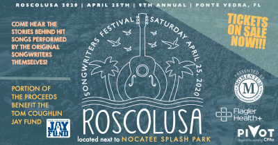 9th Annual Roscolusa Songwriters Festival 2020 POS...