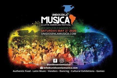 Unidos en la Música: A Latin American Festival POSTPONED
