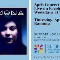 April Concert Series: Ramona