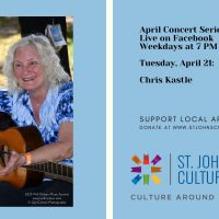 April Concert Series: Chris Kastle