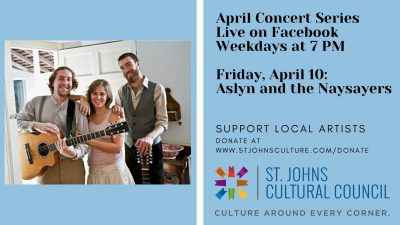 April Concert Series: Aslyn & The Naysayers