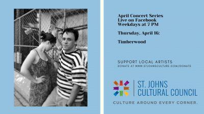 April Concert Series: Timberwood