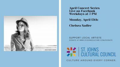 April Concert Series: Chelsea Saddler