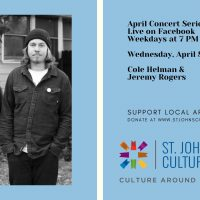 April Concert Series: Cole Helman & Jeremy Rogers