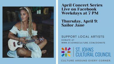 April Concert Series: Sailor Jane