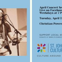 April Concert Series: Christian Powers