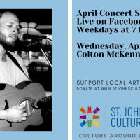April Concert Series: Colton McKenna