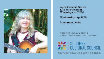 April Concert Series: Marianne Lerbs
