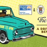 "ROCK the Pantries: A ""Drive-Thru"" Food Drive"