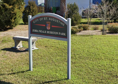 Zora Neale Hurston Memorial Park