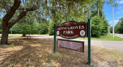 Alpine Groves Park