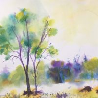 Simple and Delightful Watercolors with Elaine Bergstrom