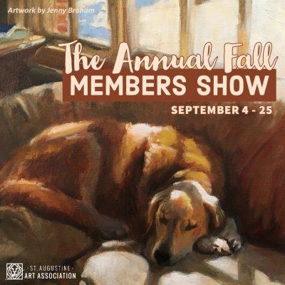 Fall Members Art Exhibition