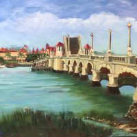 Pamela Geiger is Featured Artist at P.A.St.A. Art Gallery