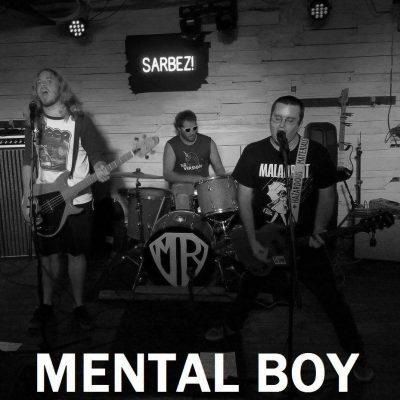 Mental Boy