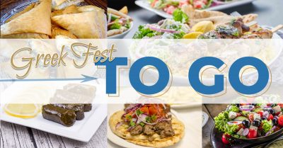 St. Augustine Greek Festival - To Go!