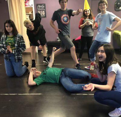 Kid*Prov – After-School Improv for Teens