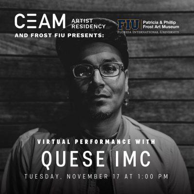 Quese IMC: Performance and Q&A (Virtual)