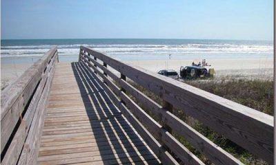 Butler Beach Boardwalk