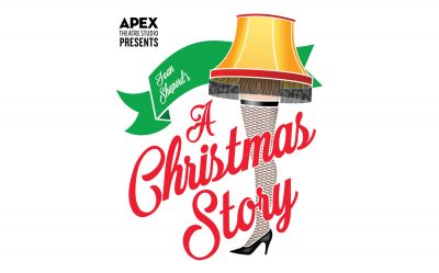 "Apex Theatre Studio's ""A Christmas Story"""