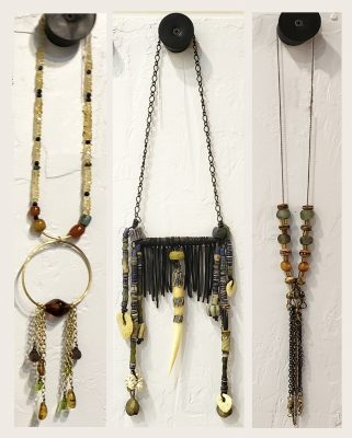 Jewelry Maker Maureen Crescenzo is Butterfield's f...